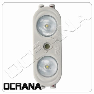 Moduł LED 12VDC Zimna biel DURIS® S5 OSRAM IP65 2W 170°